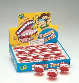 FUNNY CHATTERING TEETH (small)
