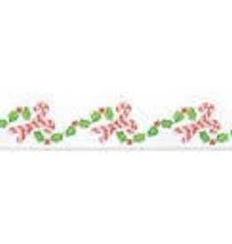 CHRISTMAS BORDER TRIM 2inches x 37 ft (11 m)