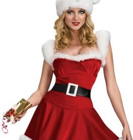 Rubies Costumes SEXY JINGLE - L (DRESS SIZE 10-14)