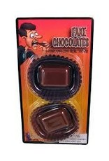 Forum Novelties Fake Chocolates