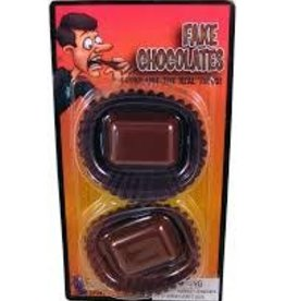 Forum Novelties Fake Chocolate