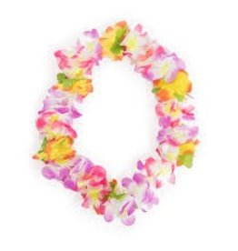 Fancy Flower Lei Lily