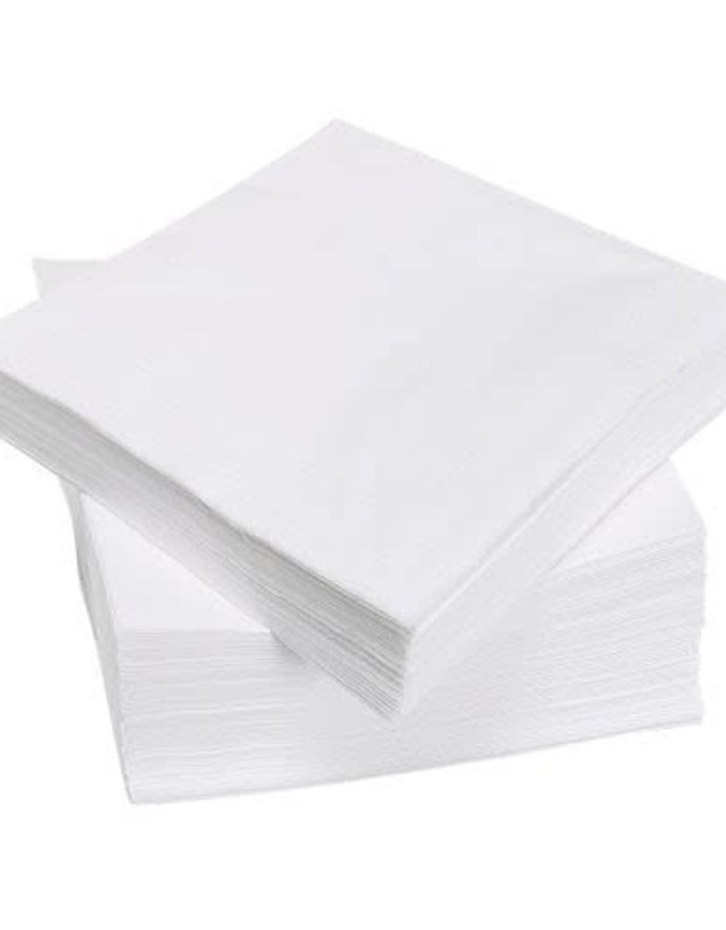 Napkins White 20CT