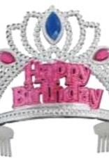 Happy Birthday Gem Tiara