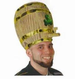 Shamrock Barrel Hat