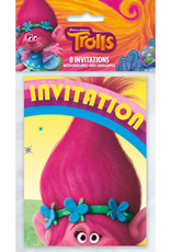 TROLL INVITATIONS (8PK)
