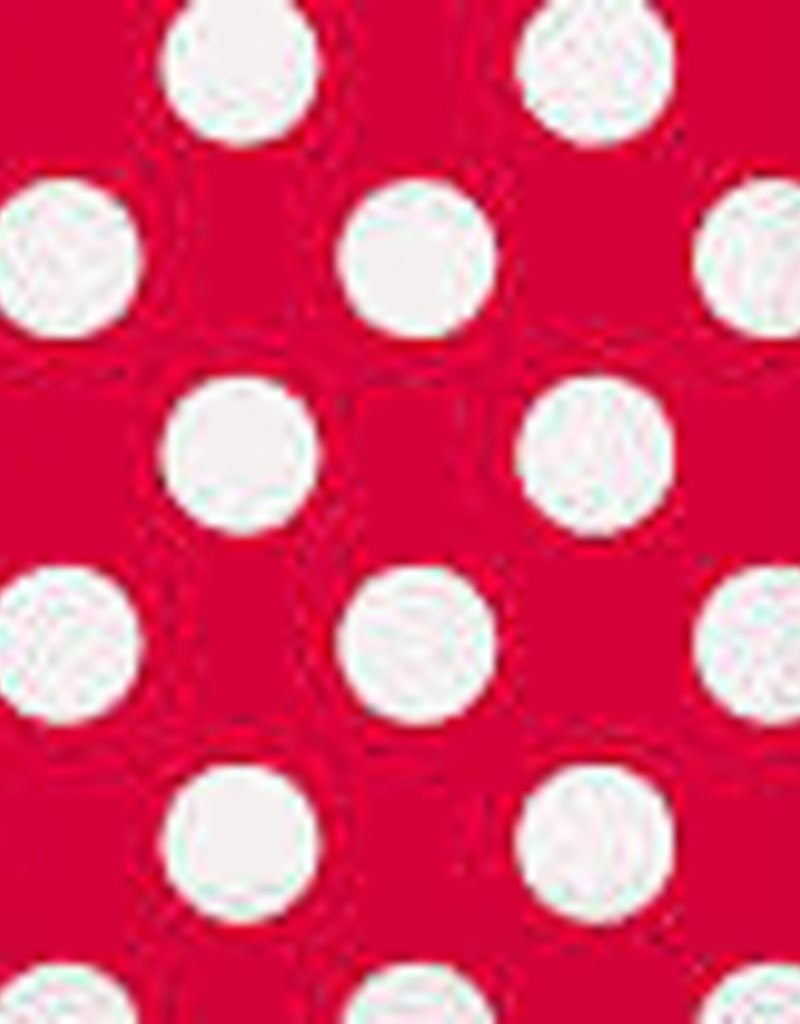 LUNCHEON NAPKINS RUBY RED DOTS 16PK