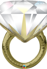 "37"" Diamond Wedding/Engagement Ring"