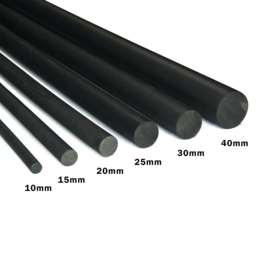 Lumin's Workshop EVA Foam Dowels - 10mm
