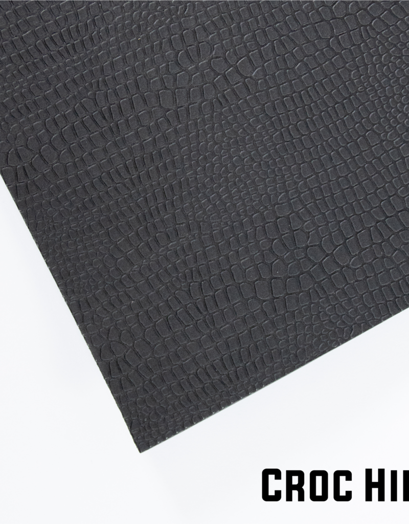 lumin EVA Textured Foam Sheet - Croc Hide