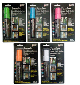 Jumbo Erasable Chalk Marker