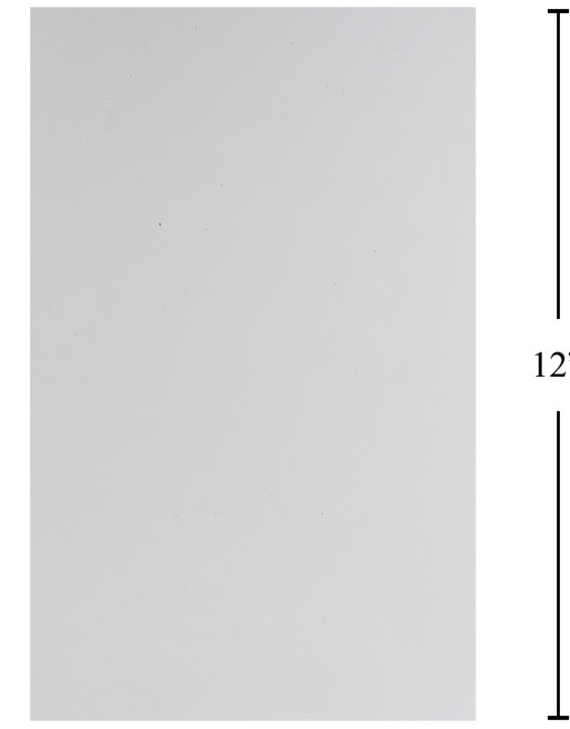 "9""x12"" Single 1mm EVA Sheet - White"