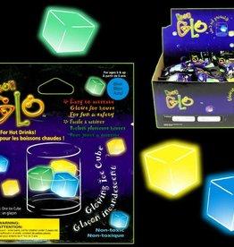 Neon Glow Ice Cube