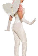 Rubies Costumes Unicorn Leggings - White