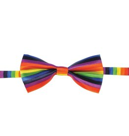 Rubies Costumes Rainbow Clown Bow Tie
