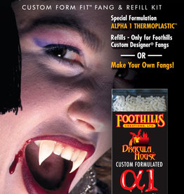 FOOTHILLS CUSTOM FANGS REFILL KIT
