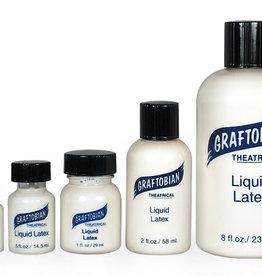 GRAFTOBIAN clear LATEX adhesive 2 OZ - CLEAR