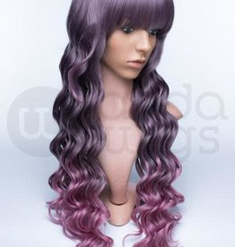Arda Wigs Lizzie Classic - Lavender/Dusty Rose Ombre
