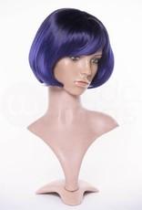 Arda Wigs Todd - Purple/Black