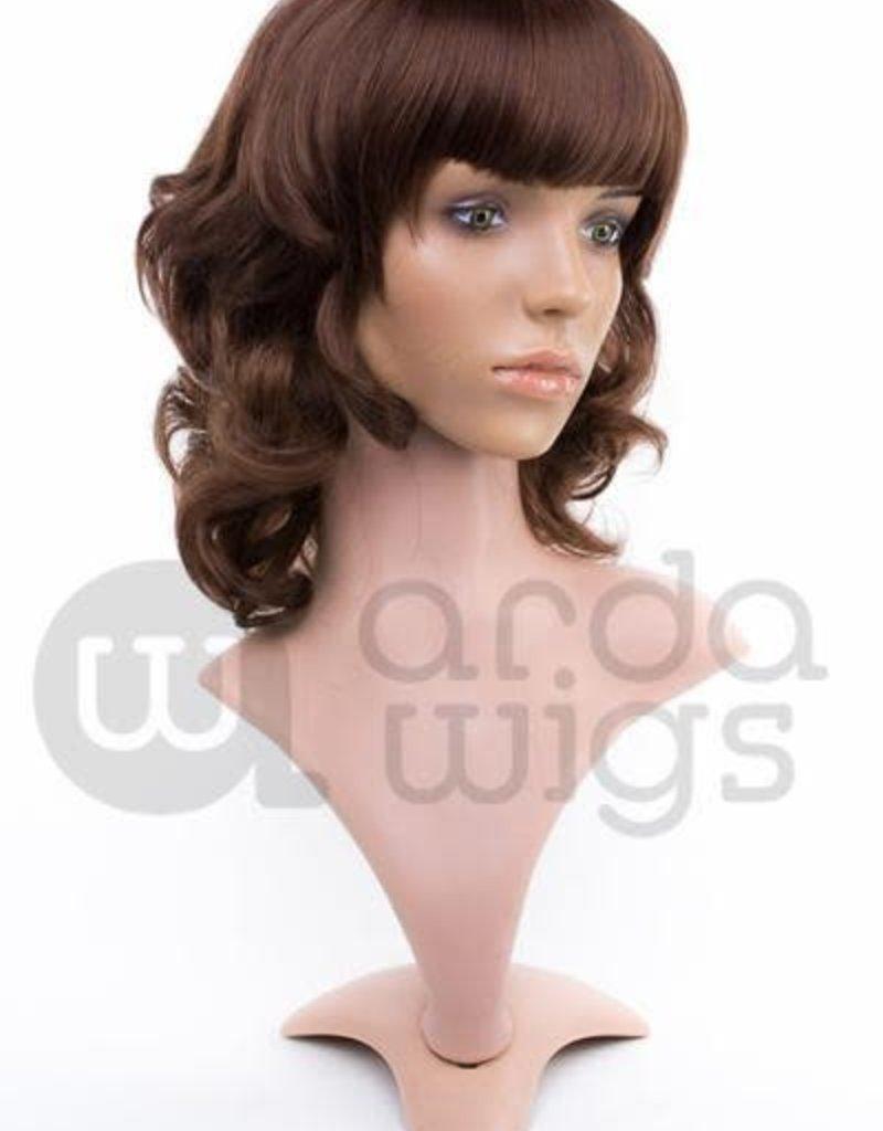 Arda Wigs Greta Classic - Spanish Brown