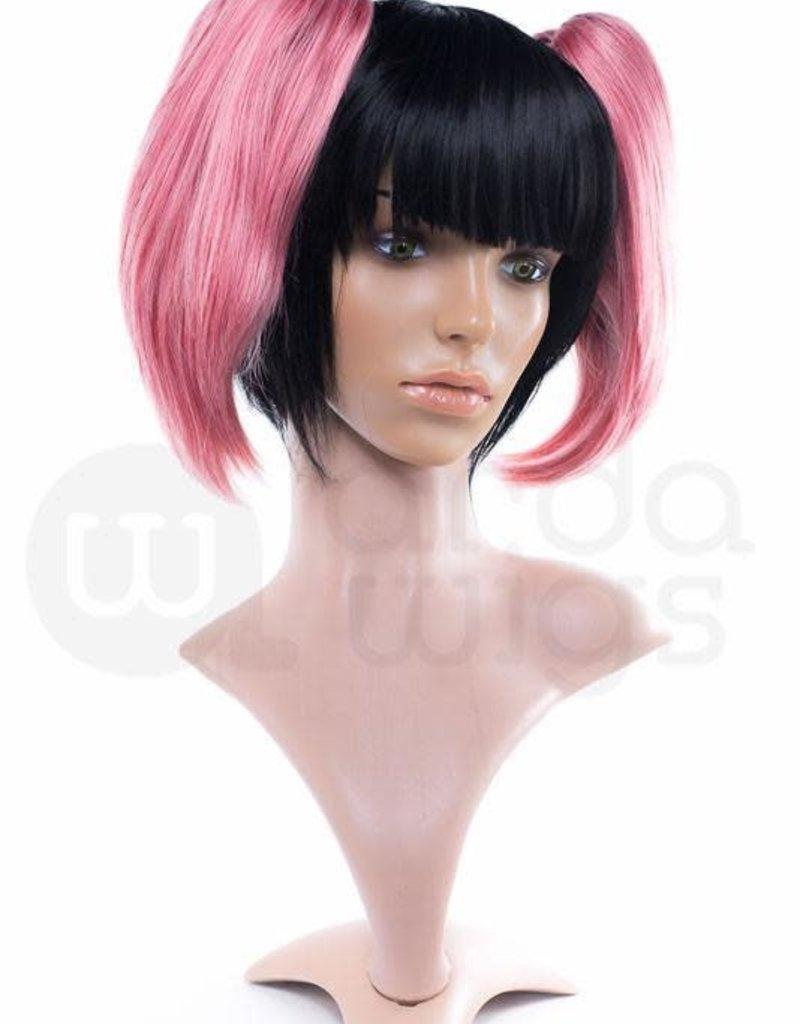 Arda Wigs Short Clip - Light Pink