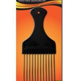 Arda Wigs Wide Metal Pick Comb