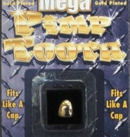 Mega Pimp Tooth - Gold