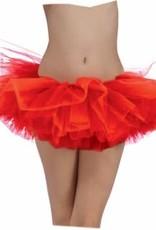 Forum Novelties Coloured Tutu - Red