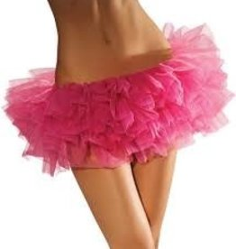 Short Tutu - Hot Pink