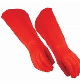 Hero Gauntlet Gloves - Red