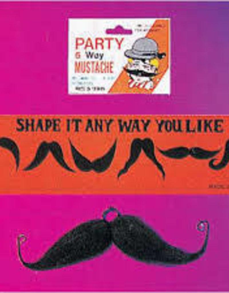 6-Way Mustache