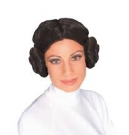 Princess Leia Wig - Brown