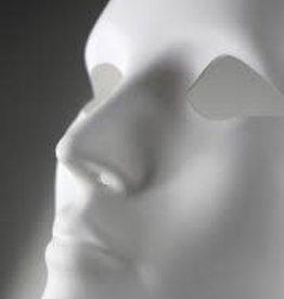 Plain Female Mask - White
