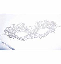 Lace Mask - White