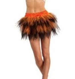 Black and Orange Tutu