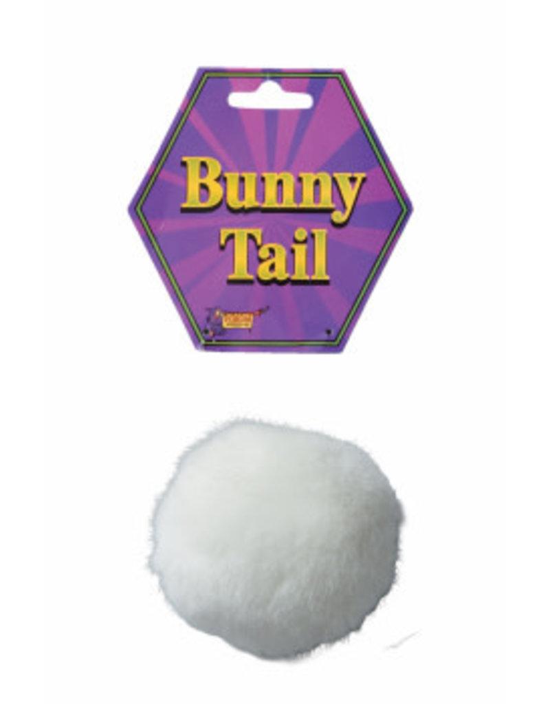 Bunny Tail - White