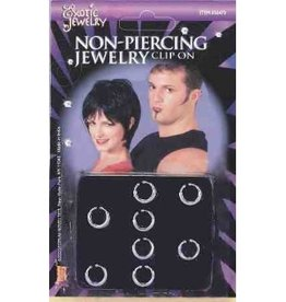 Non-Piercing Clip On Jewelry