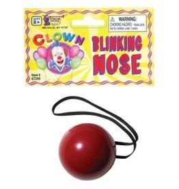 Flashing Clown Nose
