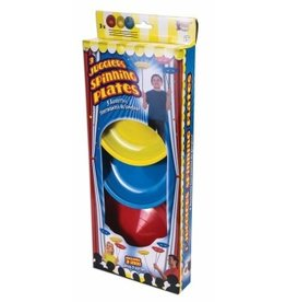 Forum Novelties JUGGLING SPINNING PLATES