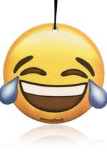 Emoji Car Air LOL Laughing