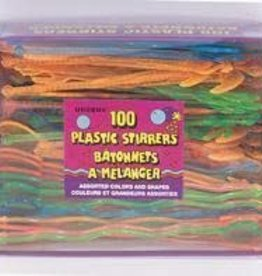 Plastic Stirrer 100PK