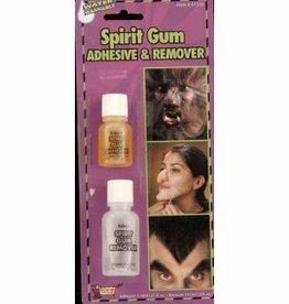 Spirit Gum 0.125fl oz & Remover 0.25fl oz