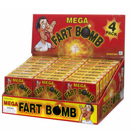 Forum Novelties Fart Bomb 4 Pack