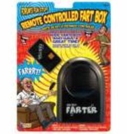 Forum Novelties Remote Controlled Fart Box
