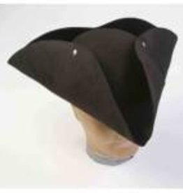 Deluxe Molded Pirate Hat