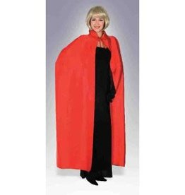 "Forum Novelties 56"" Cape - Red"