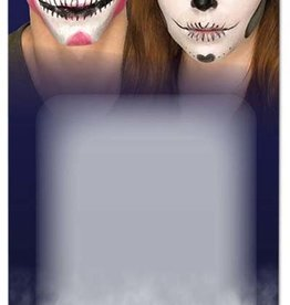 Character Makeup - Skull