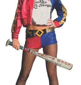 Inflatable Harley Quinn Bat