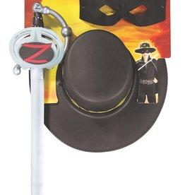Zorro Kit - Child Size