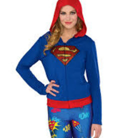 Supergirl Fitted Hoodie - M/L